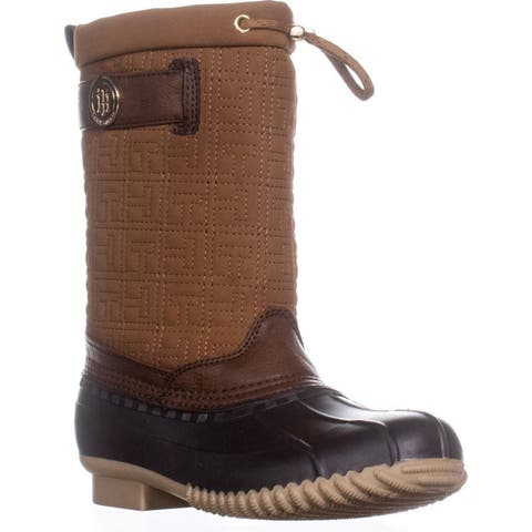 e7315ffb6 Buy Tommy Hilfiger Women s Boots Online at Overstock