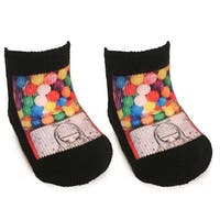 Gumballs Baby Socks 0-6 Month - Multi