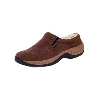 Old Friend Shoes Mens Alpine II Twin Gore Sheepskin Chocolate 421116