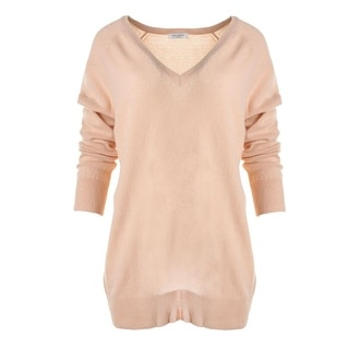 Equipment Womens Asher Cashmere V-Neck Pullover Sweater - XS