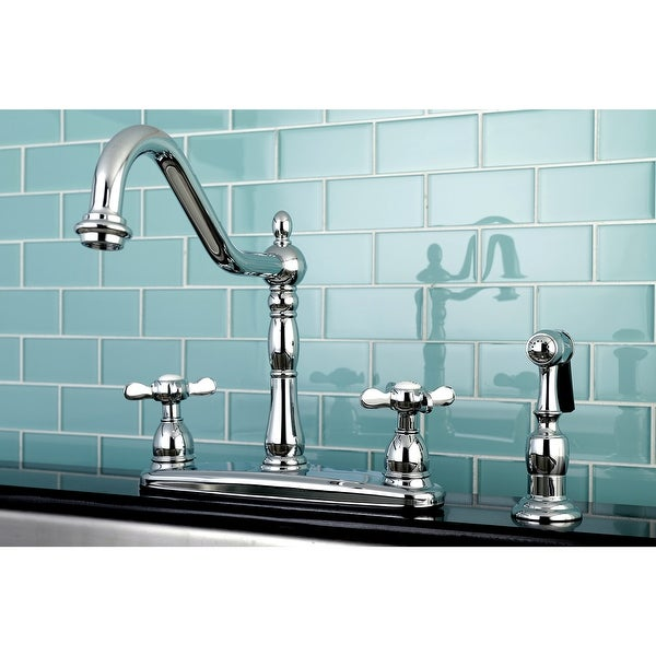 Essex Centerset Kitchen Faucet. Opens flyout.