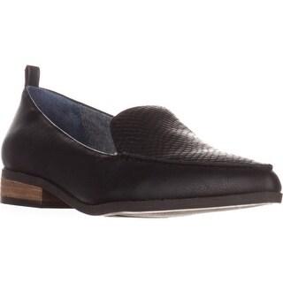 Dr. Scholls Elegant Slip-on Loafers, Black