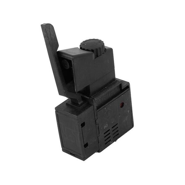 FA2-6//1BEK AC 250V 6A Locking Electric Drill Speed Control Trigger Switch Black