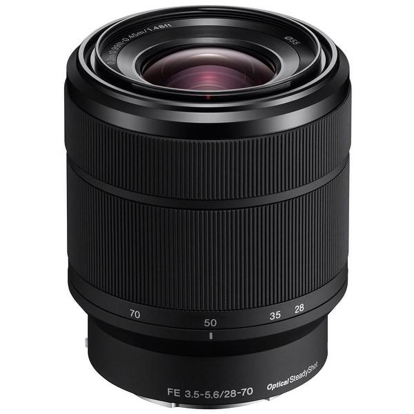 Sony FE 28-70mm f/3.5-5.6 OSS Lens - Black
