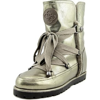 Guess Fallon 2 Women Round Toe Canvas Winter Boot