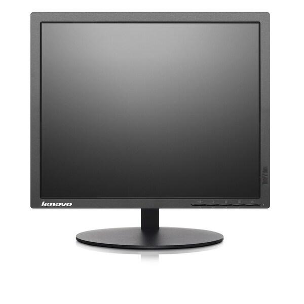 "Refurbished - Lenovo T1714P 17"" LED backlit LCD monitor 1280x1024 Display Port VGA and DVI-D"
