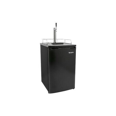 EdgeStar KC2000 20 Inch Wide Kegerator and Keg Beer Cooler for Full Size Kegs