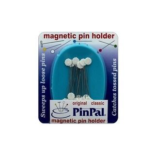Blue Feather PinPal Pin Holder Magnetic Aqua