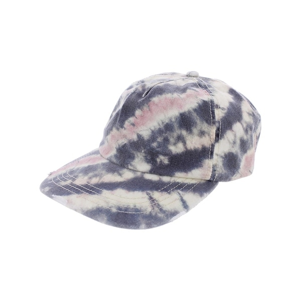 9a42d7bdd8ae6 Shop Billabong Womens Beach Club Ball Cap Cotton Tie-Dye - o s - Free  Shipping On Orders Over  45 - Overstock - 22081011