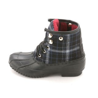 Tommy Hilfiger Women's Roan Lace-up Duck Boot