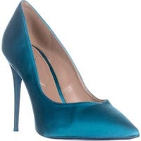 Aldo Aleani Pointed Toe Pumps, Bluette