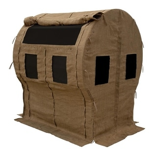 Muddy Outdoors Portable Bale Blind - MGB5800