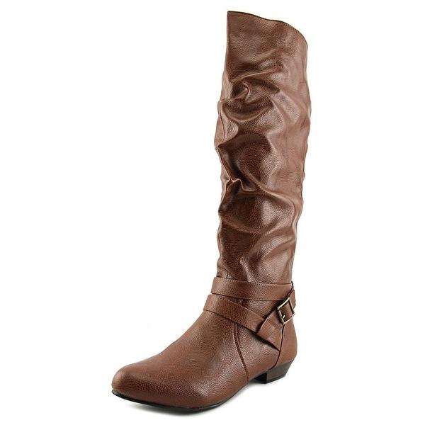 Fergalicious Lara Women Cognac Boots