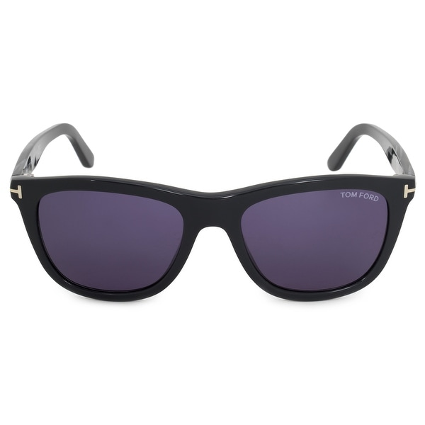 844391be8fb Shop Tom Ford Andrew Wayfarer Sunglasses FT0500 20V 54 - Free ...