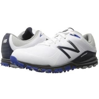 New Balance NBG1005 Minimus Spikeless Men\u0027s Golf Shoe