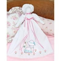 Sunbonnet Sue - Stamped White Pillowcase Doll Kit