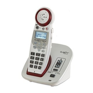 Clarity XLC3.4 Interference-Free Amplified Cordless Phone w/ Speakerphone NEW!!