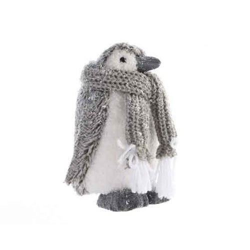 Grey Scarf Penguin
