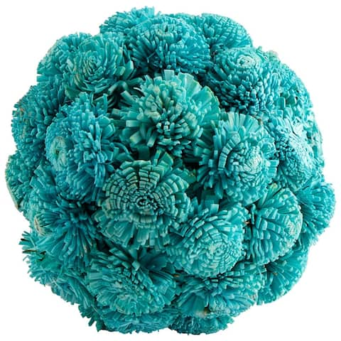 "Cyan Design Small Sia Filler 5"" Diameter Dried Botanicals Bowl and"