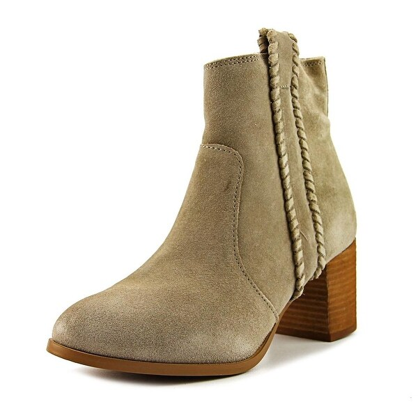 Coconuts By Matisse Tina Women Round Toe Suede Bootie