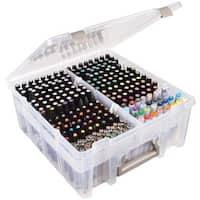 ArtBin Marker Tray-White - White