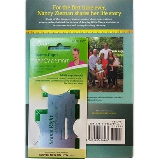 Clover Books-Seams Unlikely W/Free Seams Right Gauge
