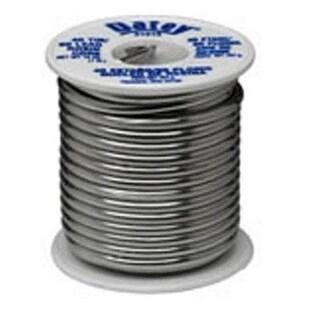 Oatey 50429 40/60 Acid Core Wire Solder, 1/2 lbs