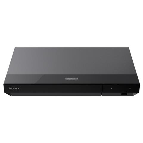 Sony UBP-X700 4K Ultra HD Blu-ray Player w/ Dolby Vision (2018 Model) - Black