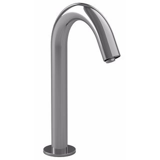 Toto TELS125  Helix M EcoPower 0.50 GPM Single Hole Electronic Bathroom Faucet - Polished Chrome
