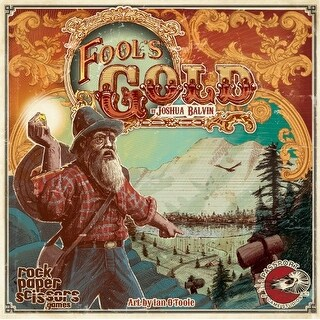 Fools Gold Board Game