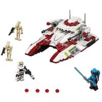 LEGO Star Wars 305-Piece Republic Fighter Tank Construction Set - Multi