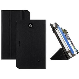 Belkin - TriFold Color Folio for Galaxy Tab 4 7.0 Blacktop