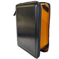 Sena Azra Cerniera Leather Case for Apple iPad 4, iPad 3, iPad 2 - Black