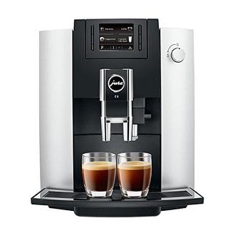 Jura E6 Automatic Coffee Center (Platinum)
