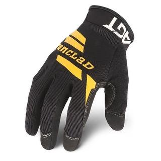 Ironclad WCG-05-XL Work Crew Glove, XL, Black