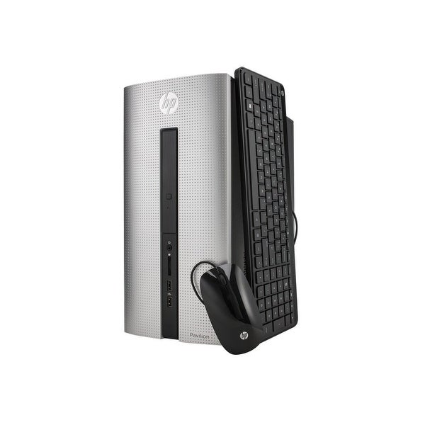Refurbished - HP Pavilion 550-045t Desktop Intel i5-4460 3.2GHz 8GB 1TB WiFi Win 10