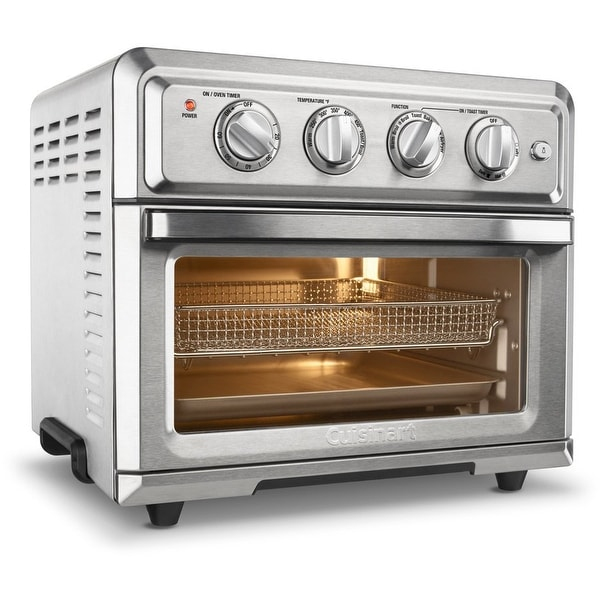 Cuisinart Air Fryer Convection Toaster Oven Silver