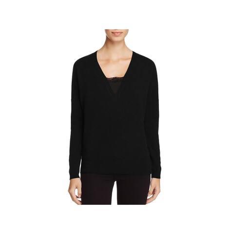 Private Label Womens Pullover Sweater Cashmere V-Neck
