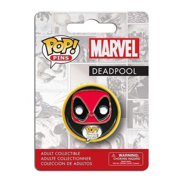 Marvel Funko POP Pins: Deadpool