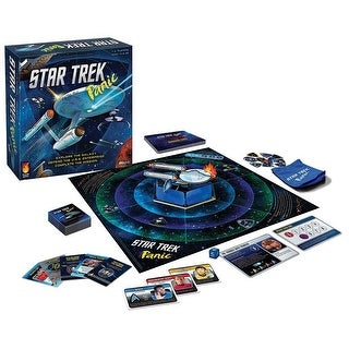 Star Trek Panic Board Game
