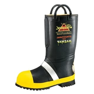 Thorogood Work Boots Mens Fire Insulated Lug ST Black 807-6000 https://ak1.ostkcdn.com/images/products/is/images/direct/448cfd2dfb16e5d0474d875b5610025e0499c594/Thorogood-Work-Boots-Mens-Fire-Insulated-Lug-ST-Black-807-6000.jpg?impolicy=medium