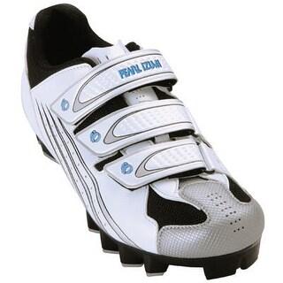 Pearl Izumi 2012/13 Women's Select MTB Bicycle Shoe - White/Silver - 5770-223
