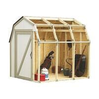 2X4 Basics Barn Style Shed Kit