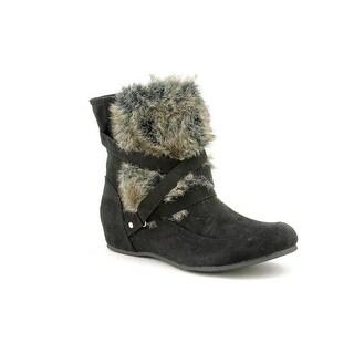 MIA Leanore Mid-Calf Boots - Black
