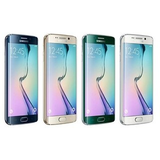 Samsung Galaxy S6 Edge G925T 32GB T-Mobile Unlocked GSM 4G LTE Android Phone w/ 16MP Camera