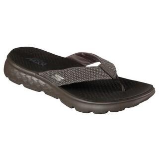 Skechers 54257 KHK Men's ON THE GO 400-COSTA Sandal