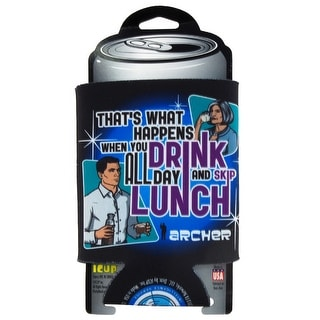 Archer When You Drink All Day Can Huggie