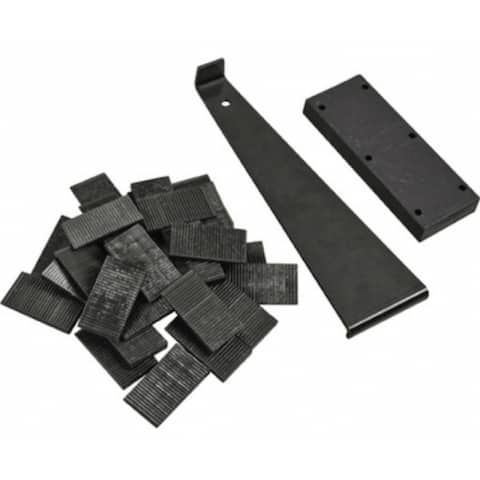 Roberts 10-26 Flooring Installation Kit with Spaces/Tapping Block/Pull Bar
