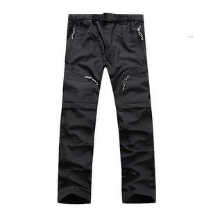 Quick Dry Removable Hiking Outdoor Sport Pants