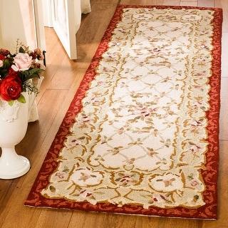 Safavieh Hand-hooked Chelsea Kailyn Country Oriental Wool Rug